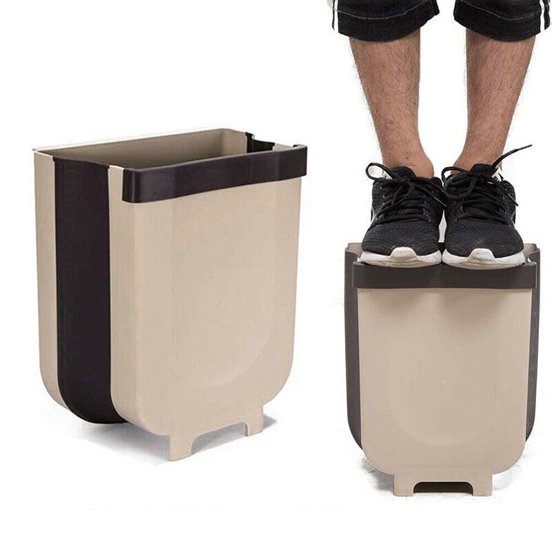 Wall Mounted Waste Bin