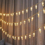 Serie de Clips LED de 2 y 5 Metros para fotos - Decorare -
