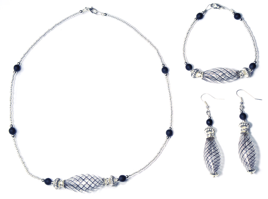 Lolita Murano Glass Jewelry Set