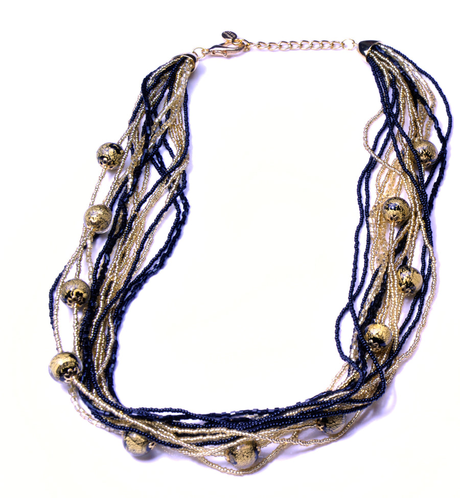 Jessica Murano Glass Necklace
