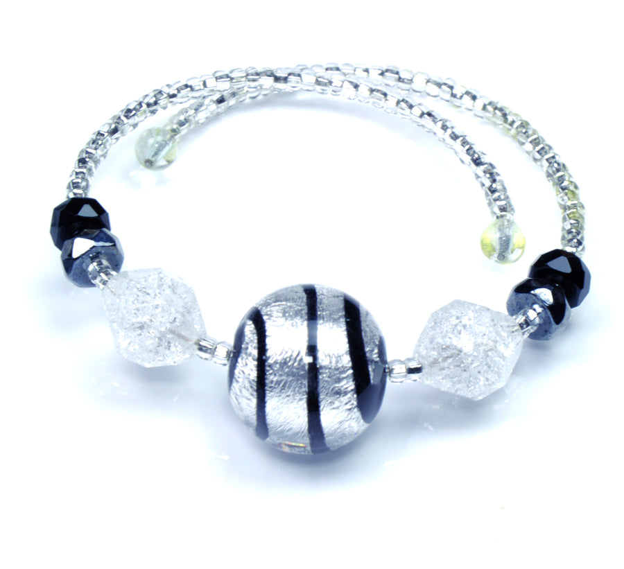 Lisa Murano Glass Bracelet