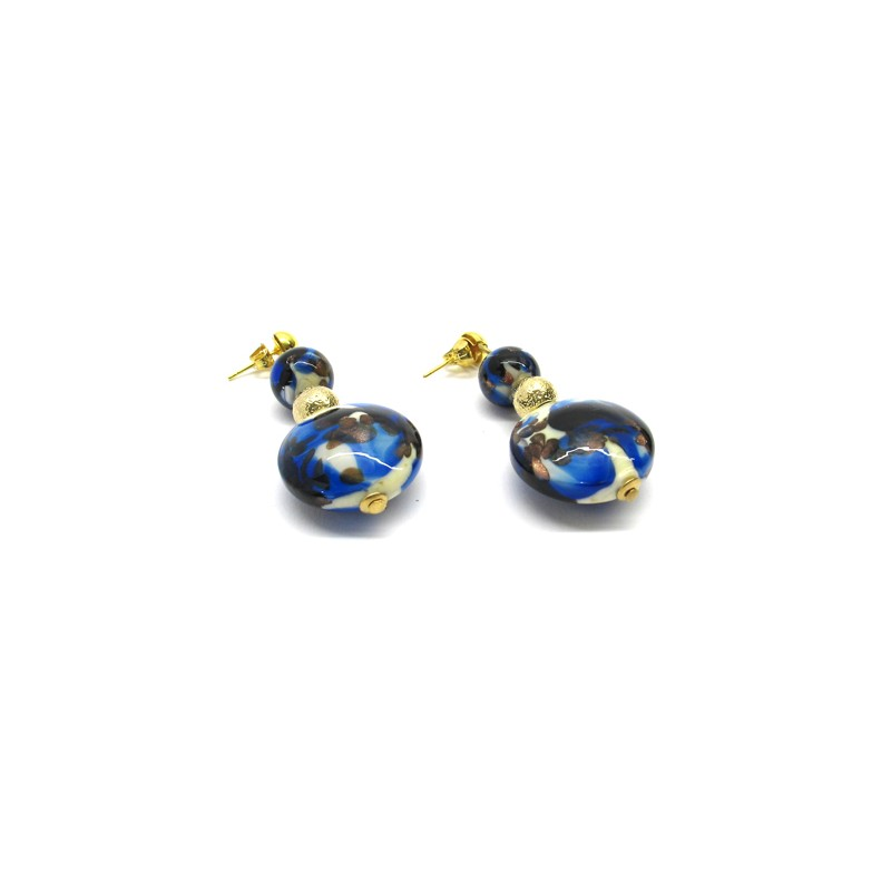 Vittorio Murano Glass Earrings