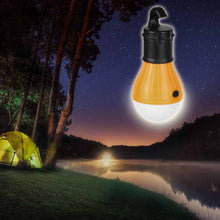 2 x Battery Powered Hanging Outdoor Lamp