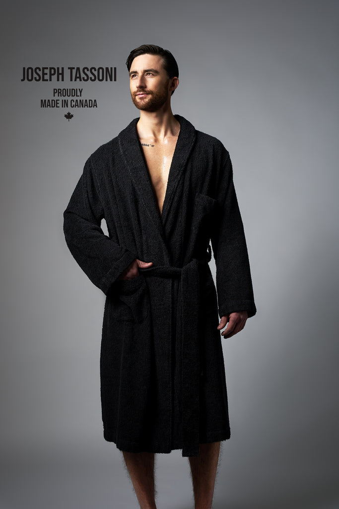 Men's JT-Fit Full Length Robe