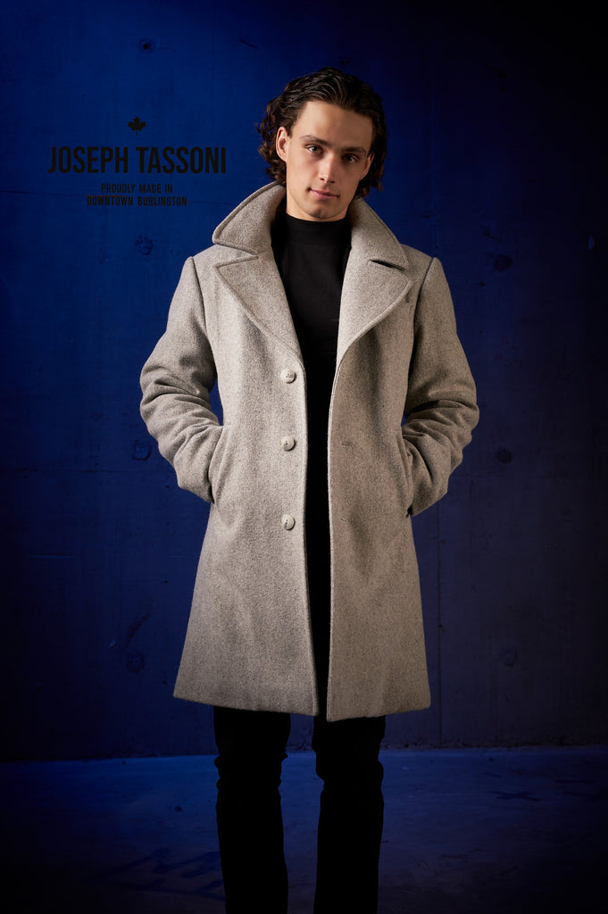 Men's Gentlemans Coat