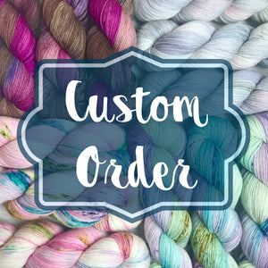 Custom Order for Karen