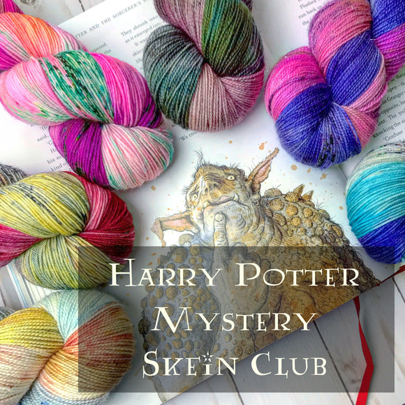 March 2019 - Harry Potter Mystery Skein Club