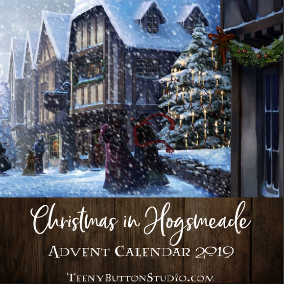 Christmas in Hogsmeade Advent Calendar PREORDER