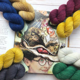 Magical Colorwork Mitten Kit