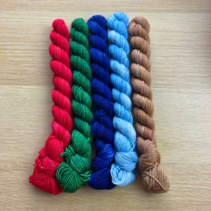 Music City Mini Skein Set