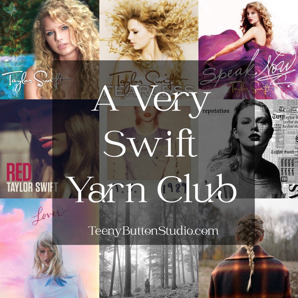 March 2021 - A Very Swift Yarn Club (SHIPS MID-MARCH)