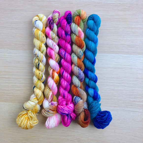 Weasley's Wizard Wheezes Mini Skein Set