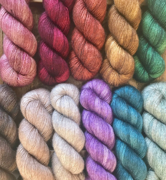 Bliss Singles - Dyed To Order