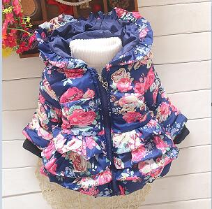 Girls' & Boys' Winter Jackets (ages 2-5 years; different colors & patters)