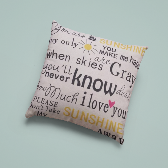 Fun Pillow Covers
