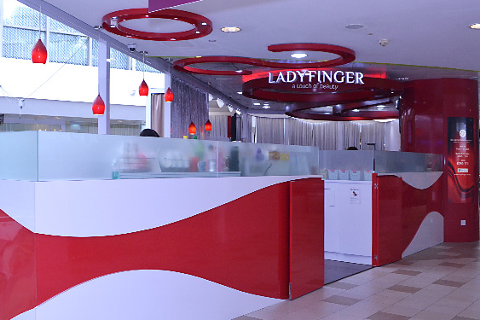 TNE Singapore Salon Partner - Ladyfinger