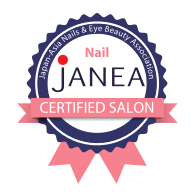 JANEA Certified Salon Decal