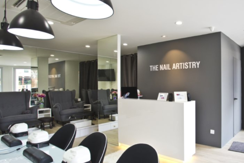 THE NAIL EDITION SALON PARTNER - THE NAIL ARTISTRY