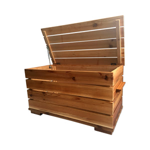Coffre-bois-cedre-salon-Wood-Cedar-Box-with-shocks-livingroom-Mecky-Elegance