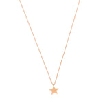 Bidik Star Small Size Necklace - Gold