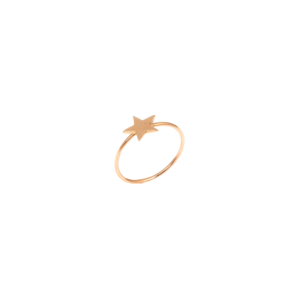 Bidik Star Ring - Gold