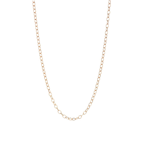 Circle Necklace Chain (75cm)