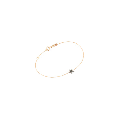 Wonder Woman Star Chain Bracelet