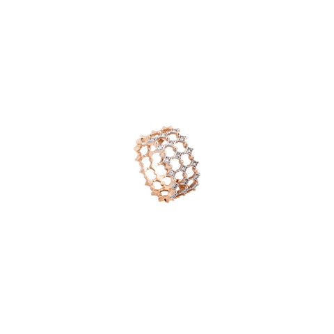 Lumiere Ring 3 Rows