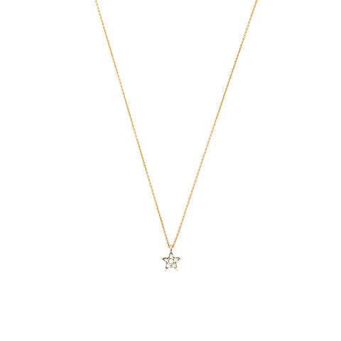 Wonder Woman Star Necklace