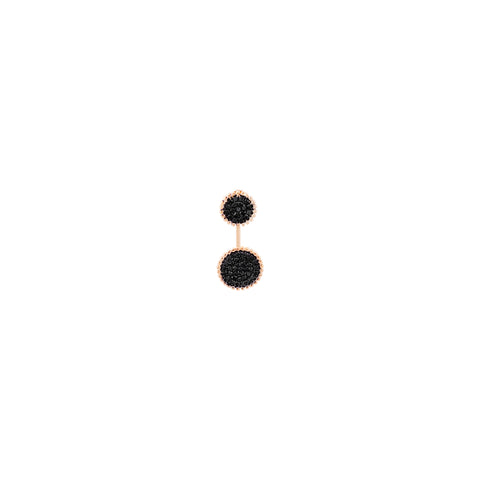 2 Disc Earring (Single)