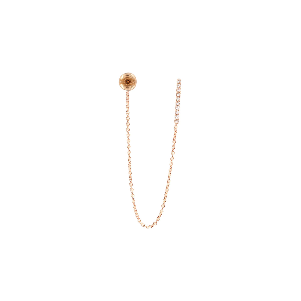 Stick Stud with Chain (Single)