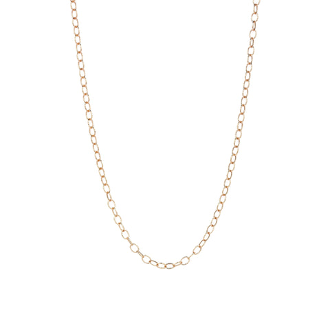 Circle Necklace Chain (60cm)