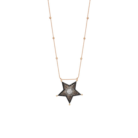 Sheriff Star Necklace- Big Size 4