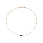 Geometrical Shape And Chain Choker