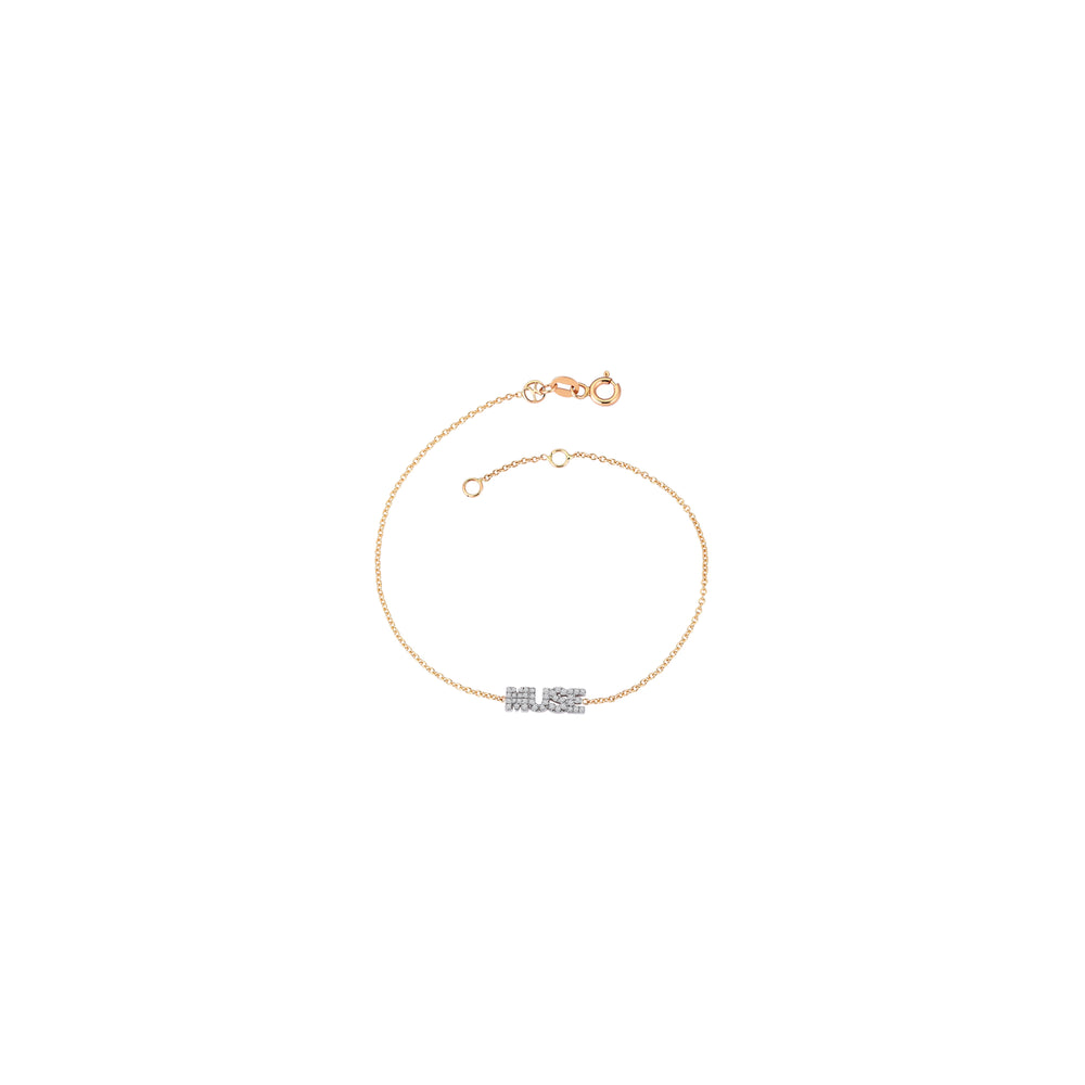 MUSE Bracelet - White Diamond
