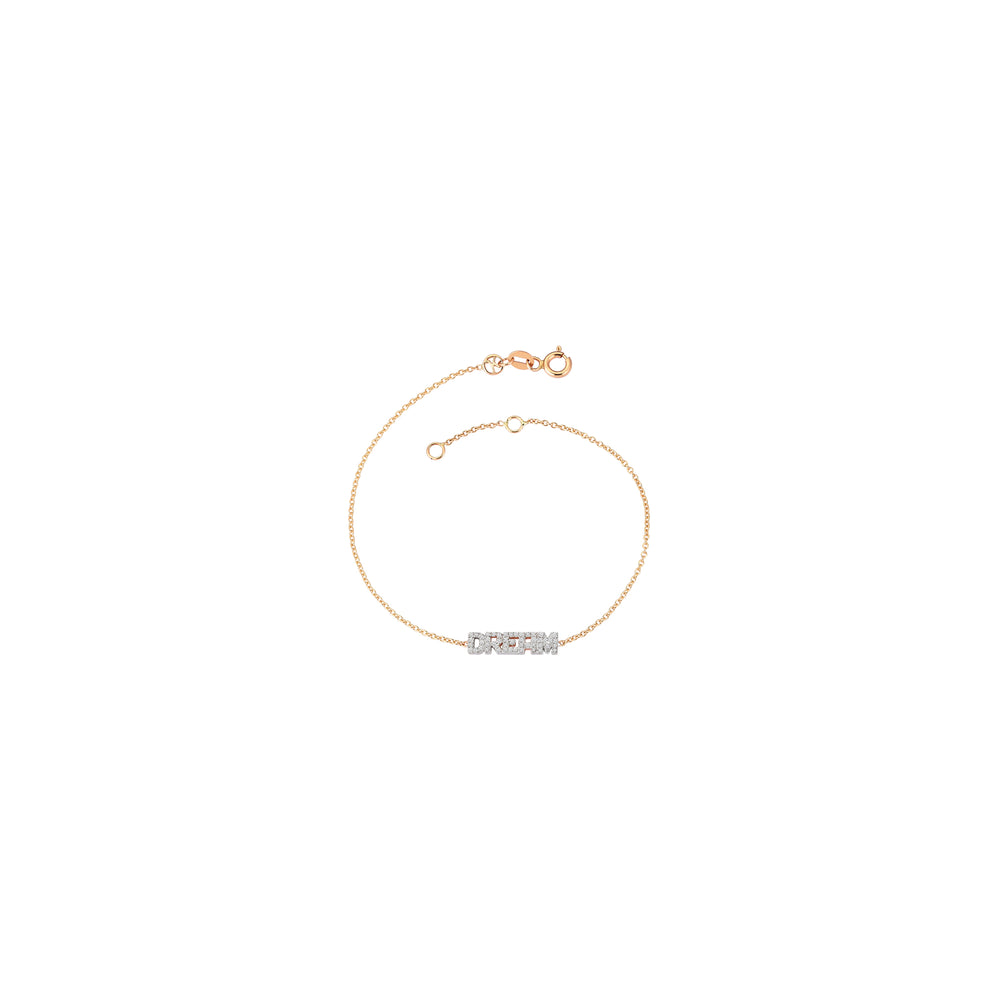 DREAM Bracelet - White Diamond