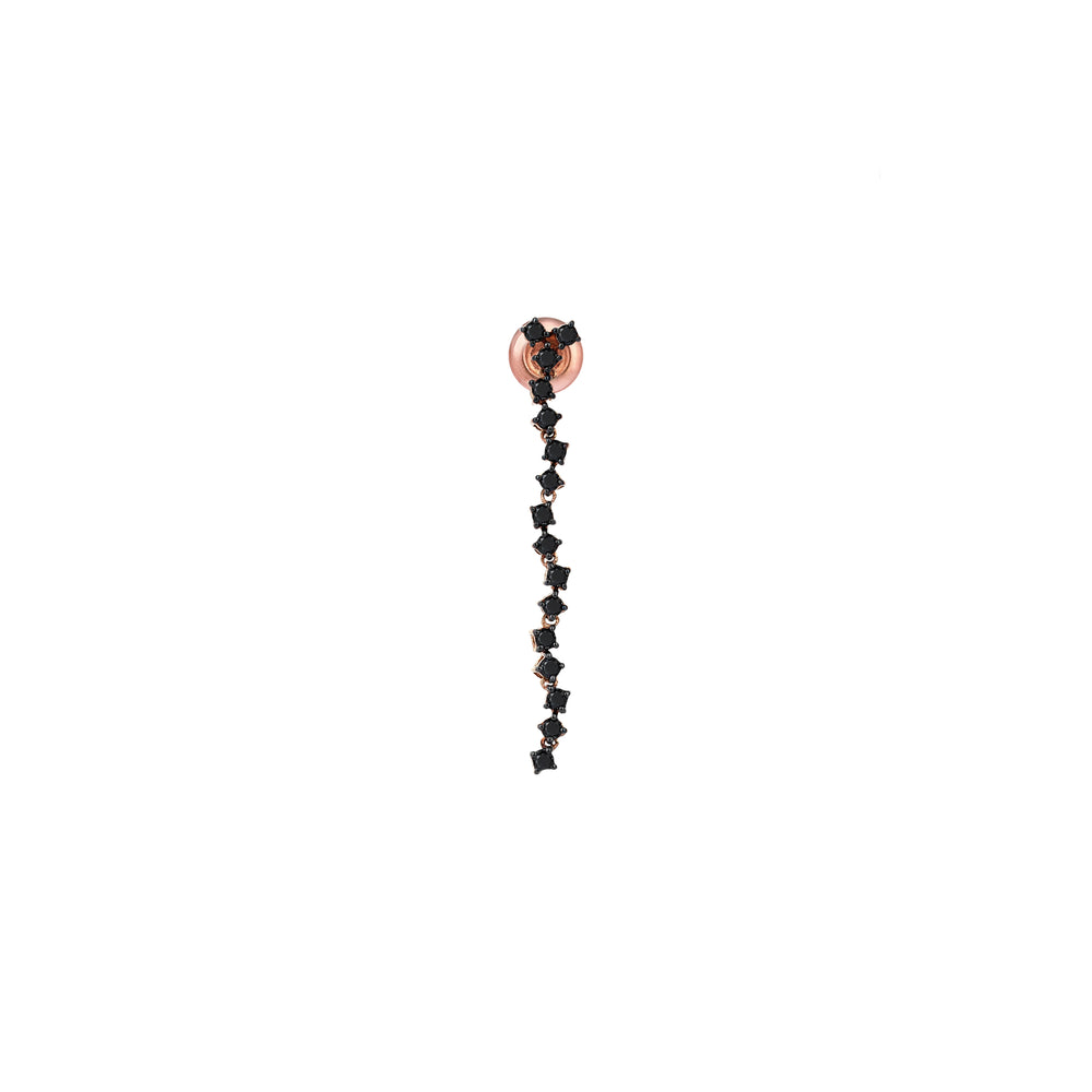 Lumiere Short Earring (Single)