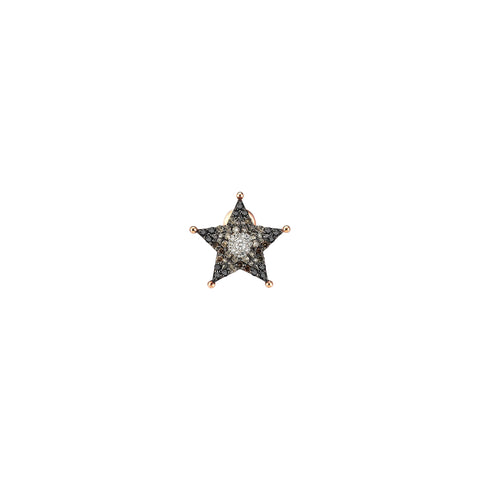 Sheriff Star Stud (Single)