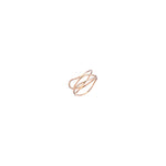 3 Rows Ring - Gold (1.70g)