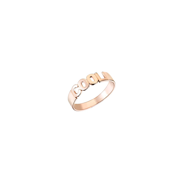 COOL Ring - Gold