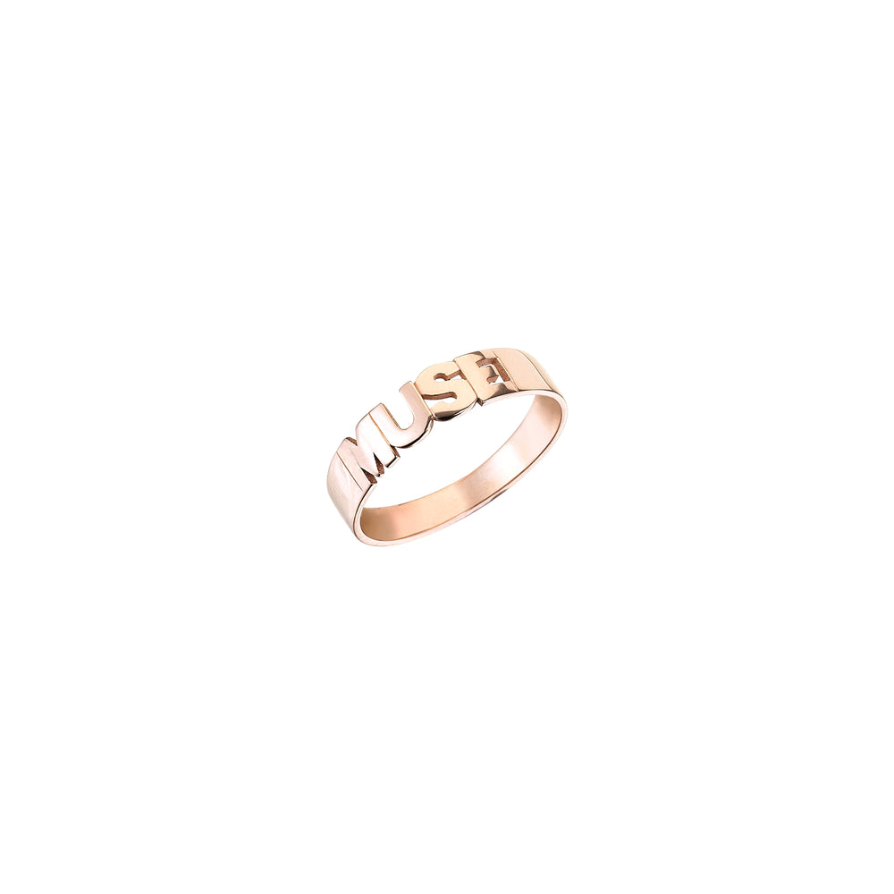 MUSE Ring - Gold