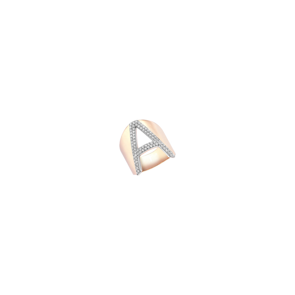 A Ring - White Diamond