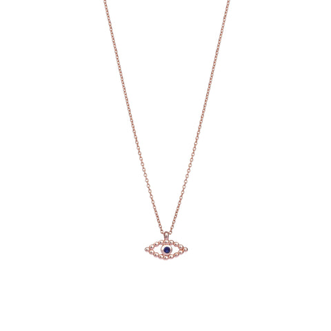 Ball Evil Eye Small Necklace