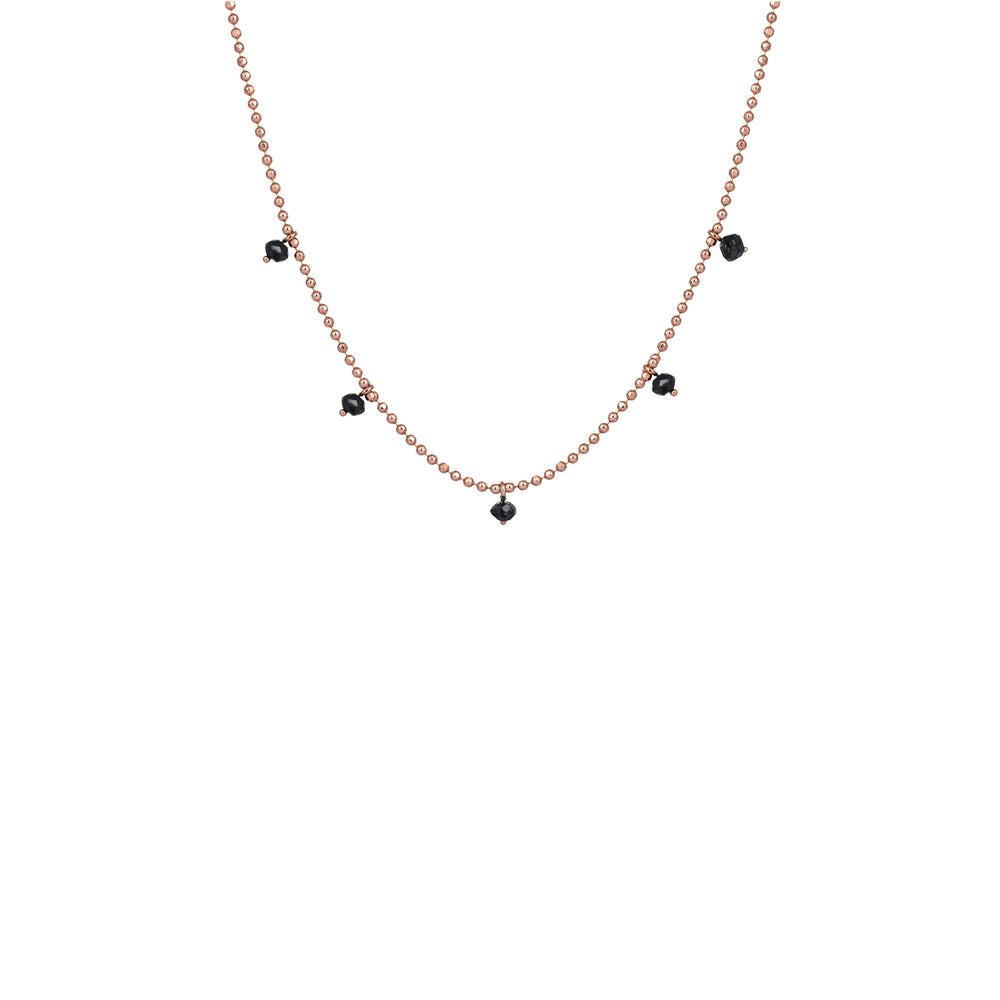 Lumiere Ball Chain Necklace