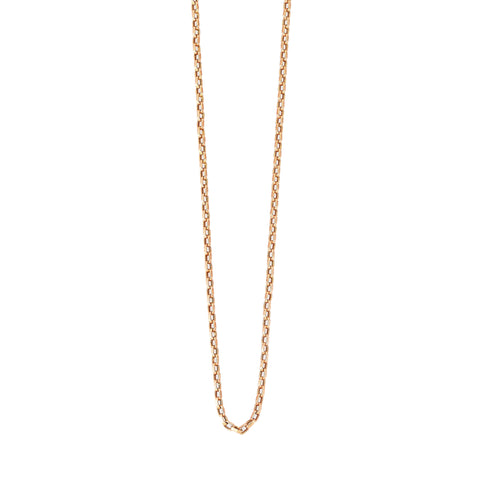 Square Necklace Chain (75cm)