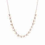Daphne Seed Necklace - Gold