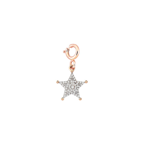 Sheriff Star Charm