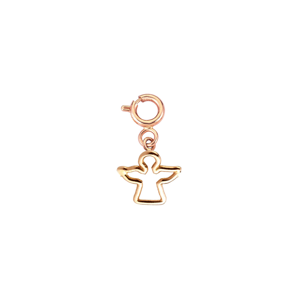 Angel Charm - Gold