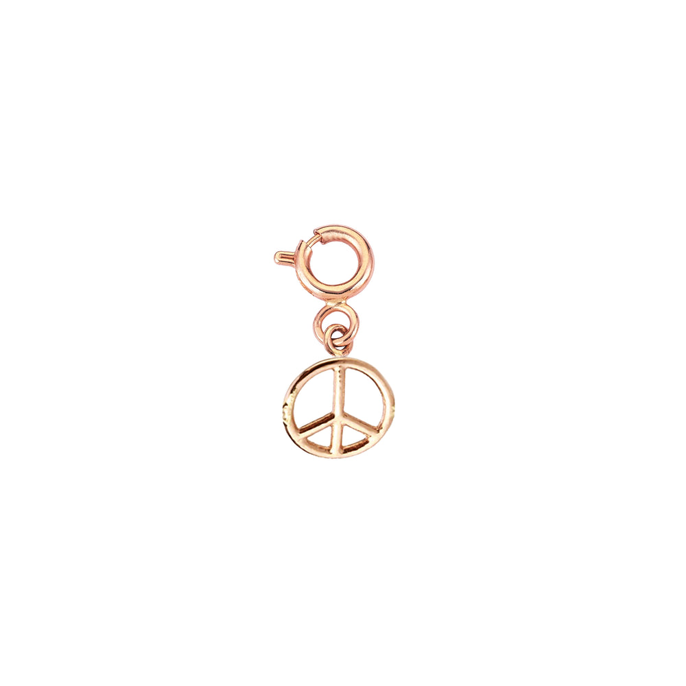 Peace Charm - Gold