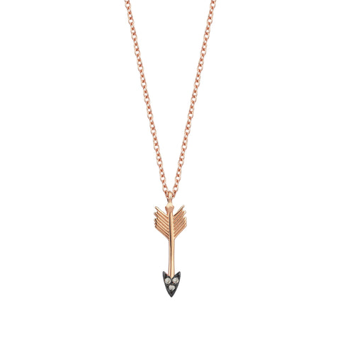 Mini Arrow Necklace